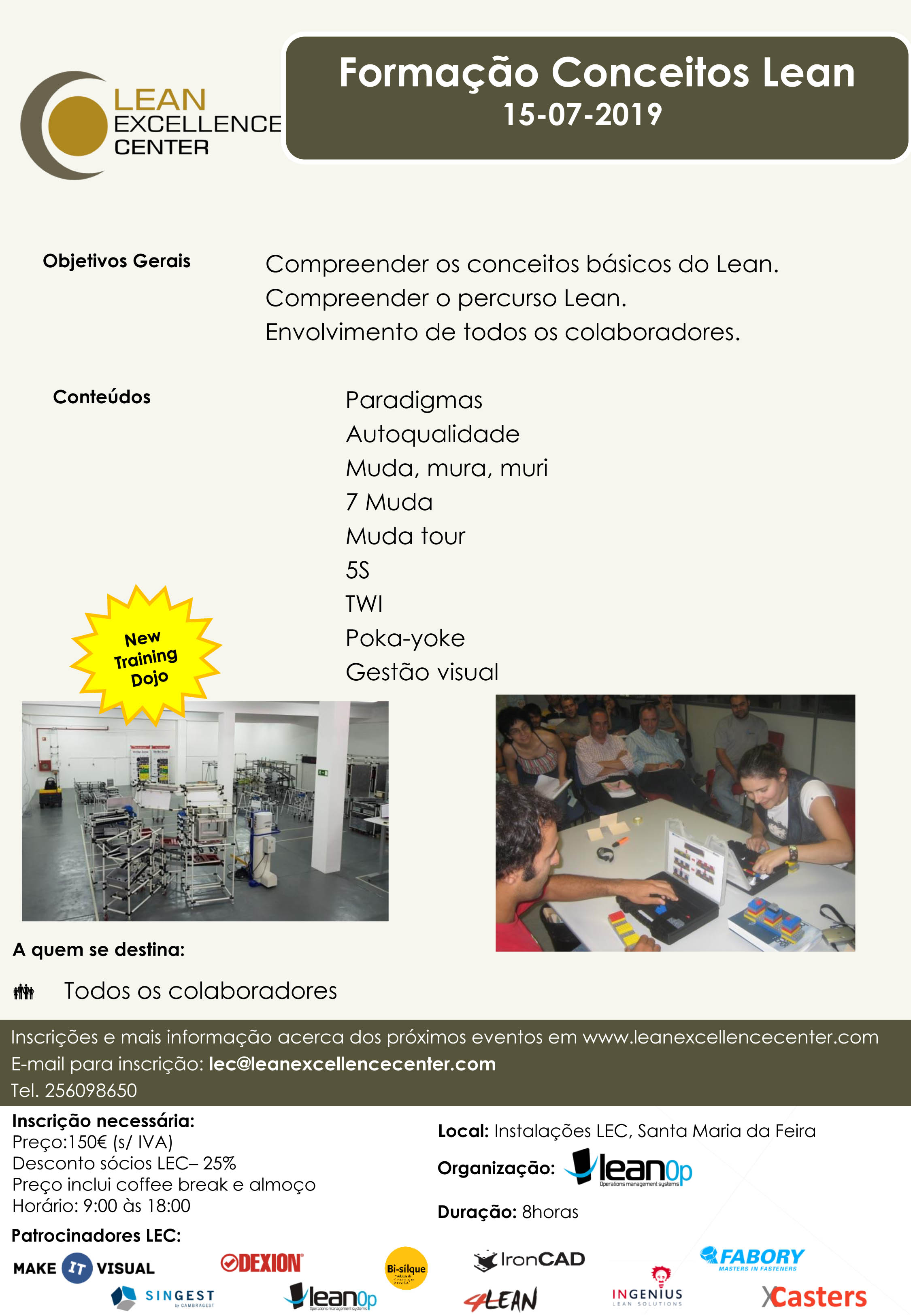 Lean Concepts Training