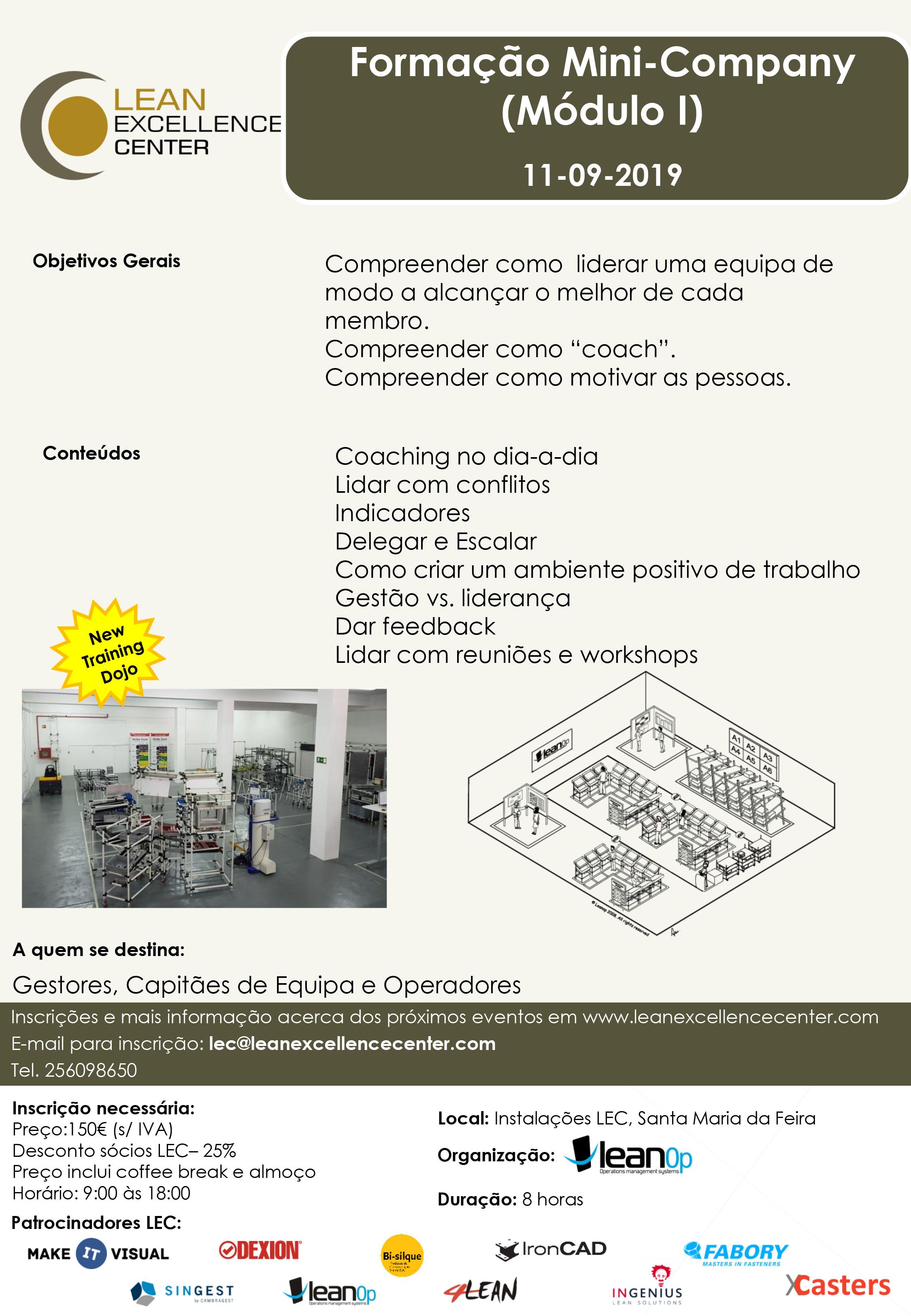 Mini-Company Training (Module I)