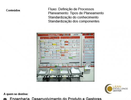 Formação Lean no Desenvolvimento do Produto (Volume 1) – 25 March 2020