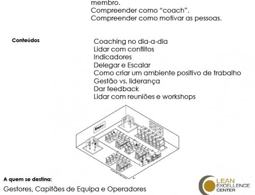 Formação Mini-Company (Módulo I)  – 4 Março 2020
