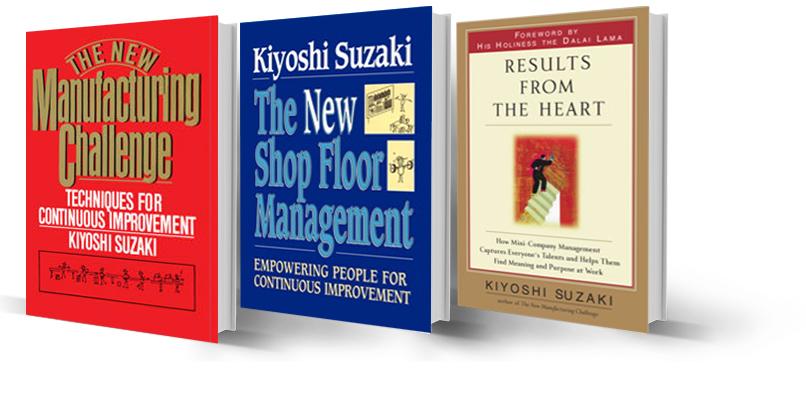Kiyoshi Suzaki Books